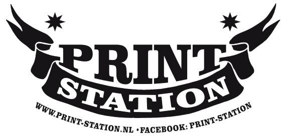 Print-station