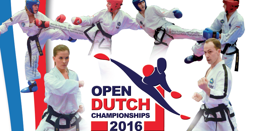 Be prepared, registration info coming soon for the Open Dutch!